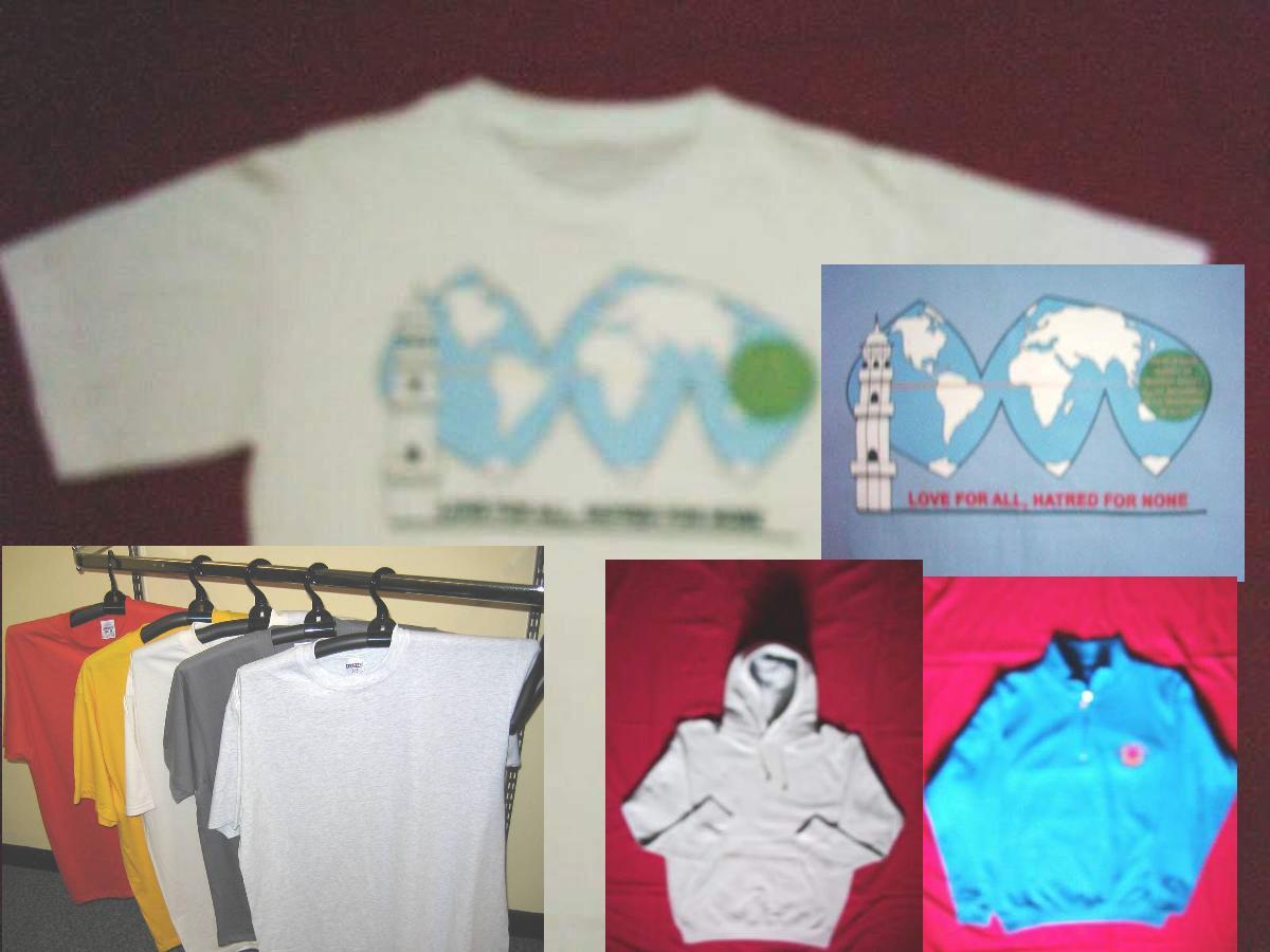 Knitted & Woven Apparels (Étoffes tissées & Apparels)