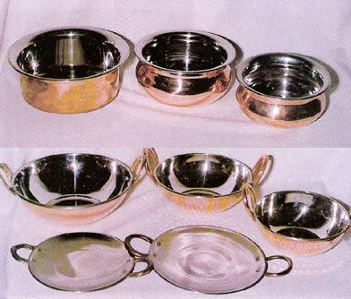 Brass & Copper Utensils (Латунь & медной посуды)