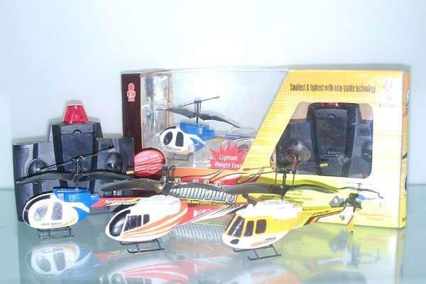 Mini R / C Helicopter (Мини R / C Вертолеты)