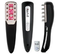 Hair Full-Ion & Laser Hair Brush (Волосы Full-Ion & Лазерная Щетка для волос)