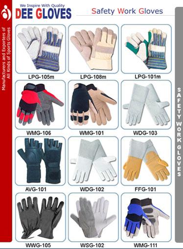 Safety Work Gloves (Безопасность Рабочие перчатки)