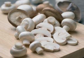 Fresh Mushroom (Свежие грибы)