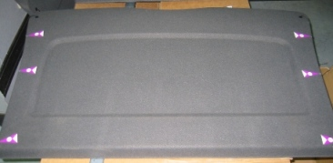 Package Tray Or Parcel Shelf ( Package Tray Or Parcel Shelf)