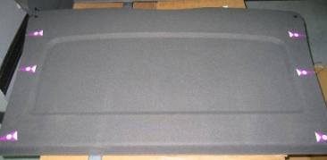 Package Tray Or Parcel Shelf (Paquet de plateau ou de colis du plateau)