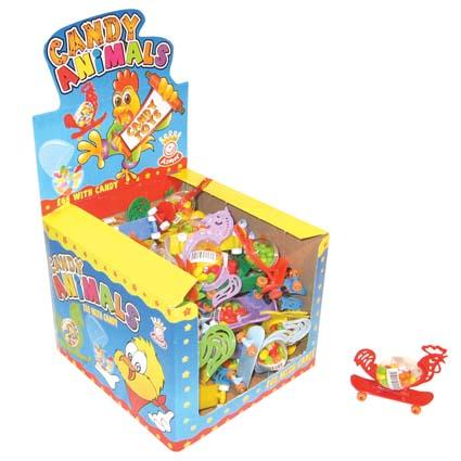 Candy Animals (Конфеты животных)