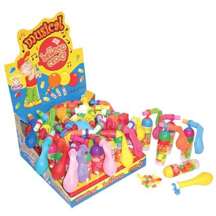 Musical Balloon Candy (Музыкальные Candy Balloon)