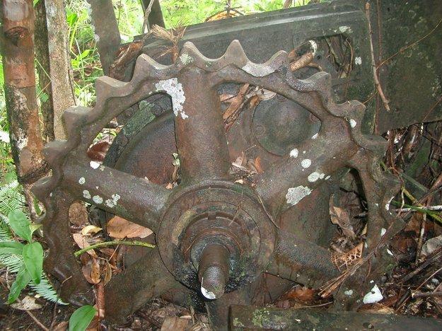 Iron Scrap (Лома черных металлов)