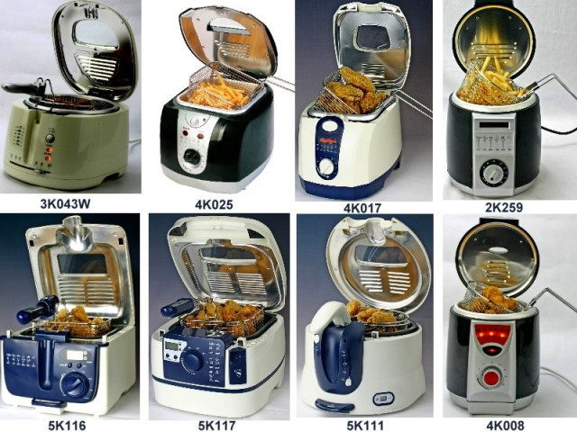 -Deep Fryer Series (Фритюрница-серии)