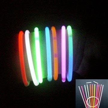 Glow Bracelets Light Rope (Сияние света Браслеты Rope)