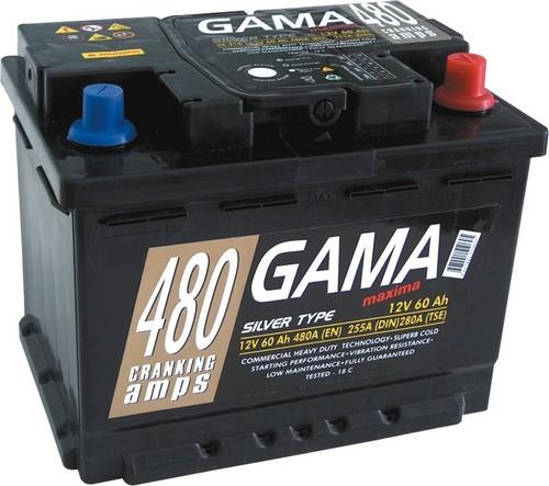 12 V 60 Ah Lead Acid Battery (12 V 60 Ah свинцово-кислотных аккумуляторов)