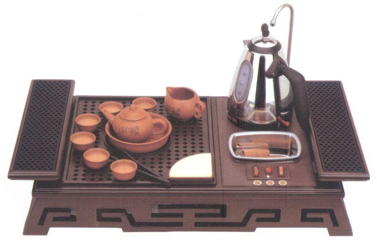 Chinese Tea Set (Китайский Чайный сервиз)