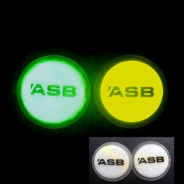 Abzeichen Glow Light-Button für Ihre Logo (Abzeichen Glow Light-Button für Ihre Logo)