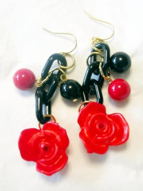 Flower Earring (Flower Earring)