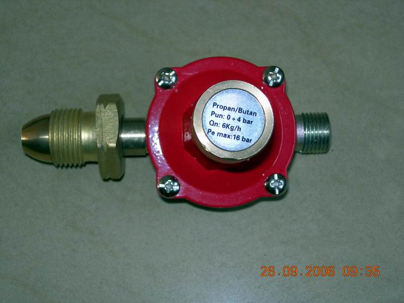LPG Gas Regulator (СНГ газового регулятора)