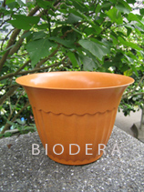 100% Organic Flower Pot (100% Organic Горшок)
