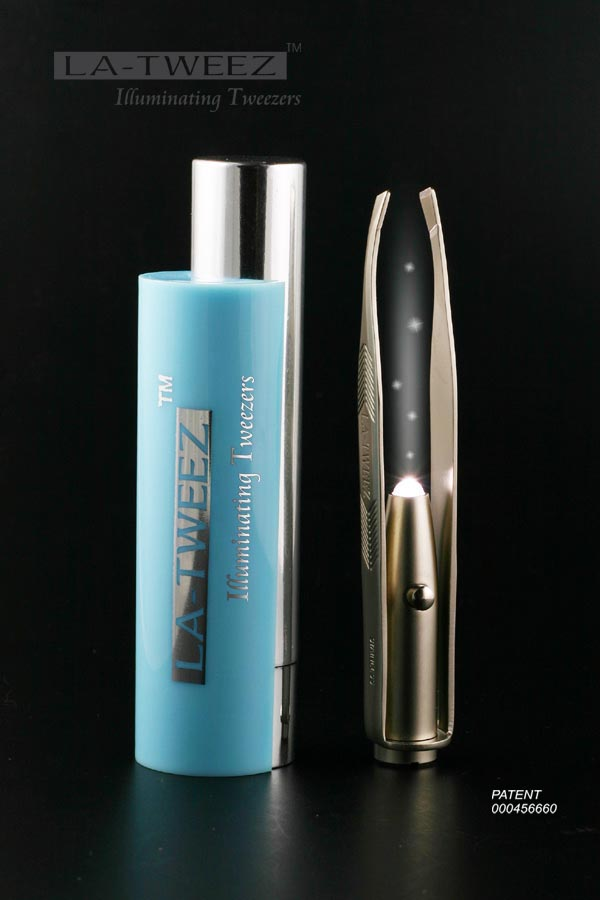 La-Tweezers, The Illuminating Tweezers (Ла-пинцет, освещающей пинцет)