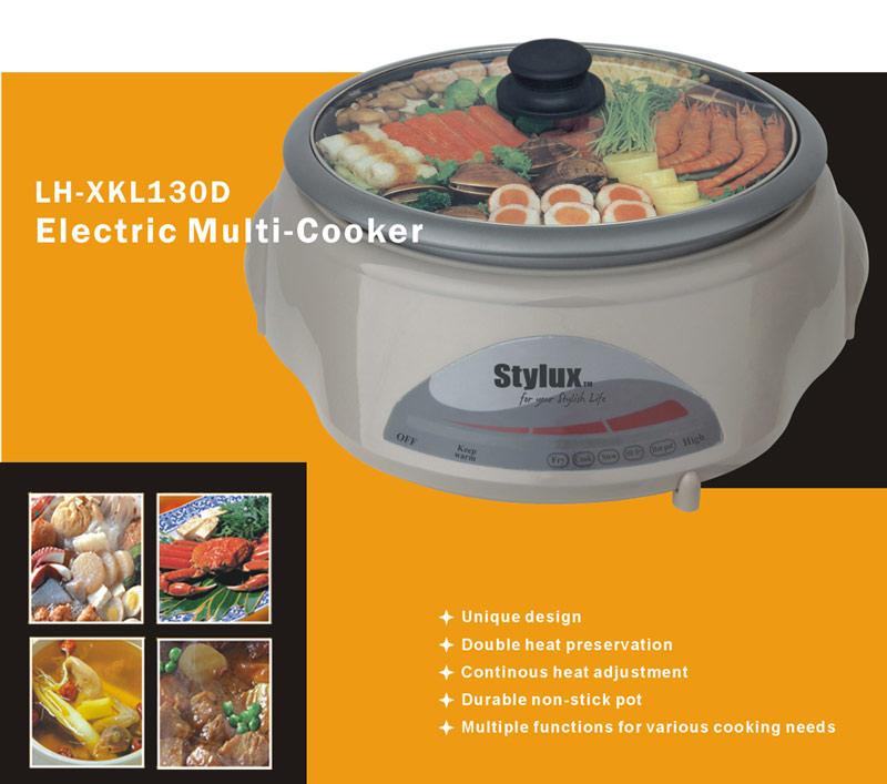 Electric Multi Cooker (Электрическая плита Multi)