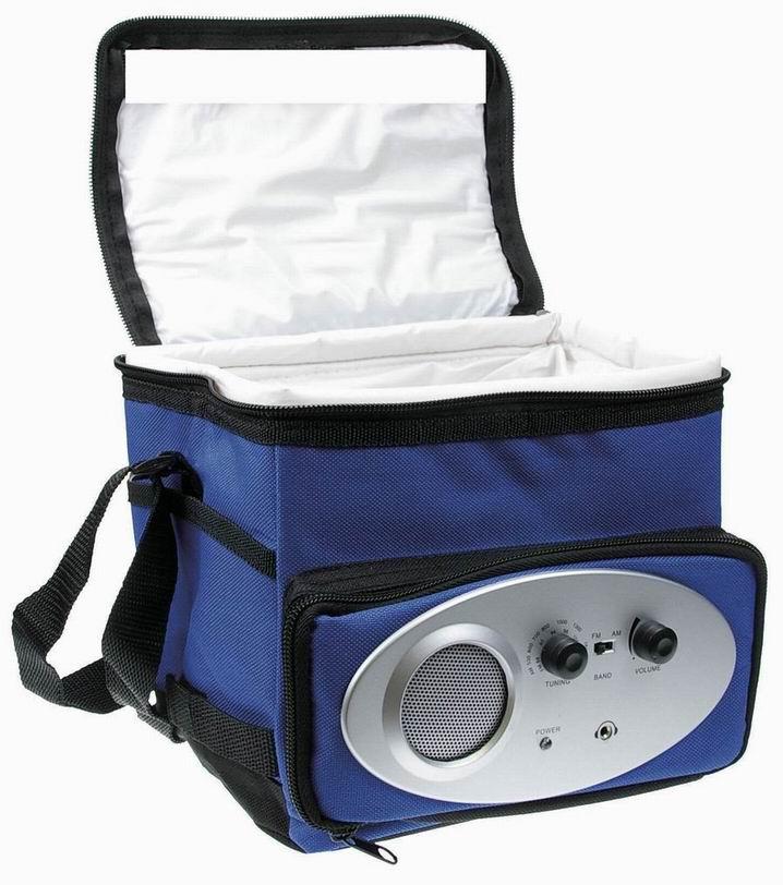 Cooler Bag W/ Radio (MD-4008) (Cooler Bag W / Радио (МД-4008))