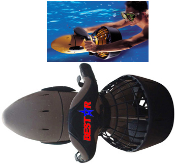 Sea Scooter (Water Propeller) (Море Scooter (вода Propeller))