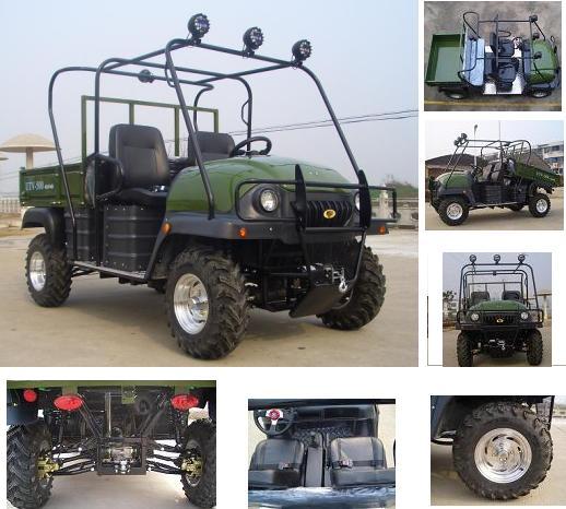 Utility Vehicle 500cc 4x4 (Utility Vehicle 500cc 4x4)
