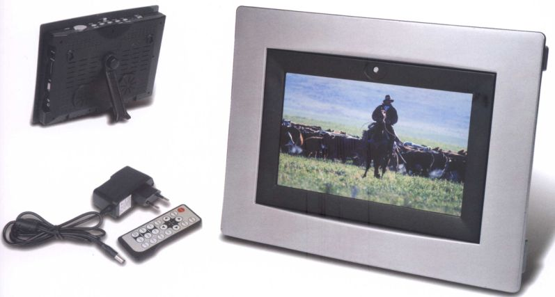 7. 0 Inches LCD Digital Picture Frame (7. 0 Zoll LCD Digital Picture Frame)