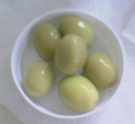 Green Olives (Зеленая гора)