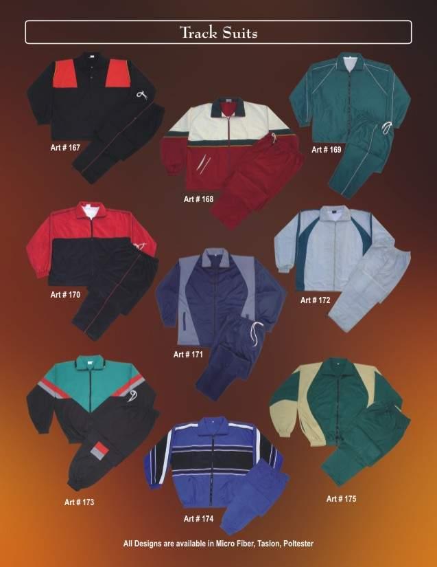 Track Suits (Спортивные костюмы)