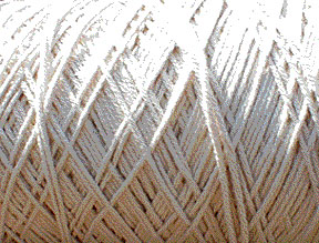 organic skal certified cotton yarn (Органические скал сертифицирована хлопчатобумажной пряжи)