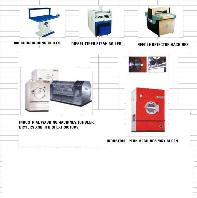 Vacuum Ironing Tables / Boards (Вакуумные Гладильные столы / платы)