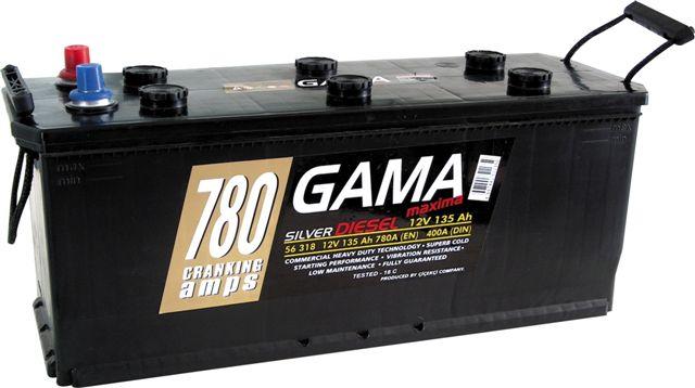 12 V 120 Ah Battery (12 V 120 А аккумулятор)