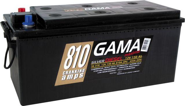 12 V 150 Ah Battery (12 V 150 А аккумулятор)