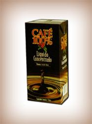 Concentrated Liquid Coffee 100% (Концентрированные Жидкий Кофе 100%)