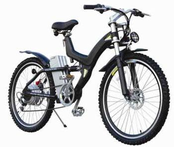 Electric Mountain Bike Night Rider (Электрический Mountain Bike Night Rider)