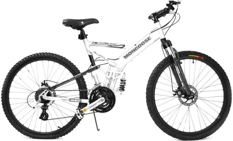 Mongoose Mountain Bike Bicycle (Mongoose горный велосипед Велосипед)