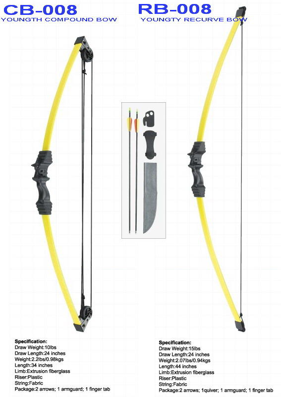 Light Compound Bow