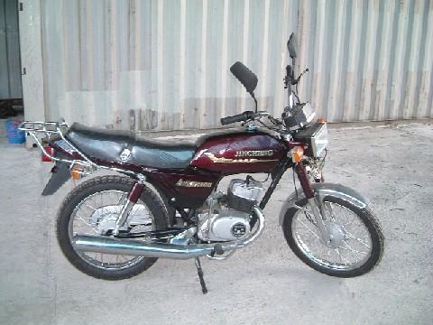 Motorcycles AX100 (Motos AX100)