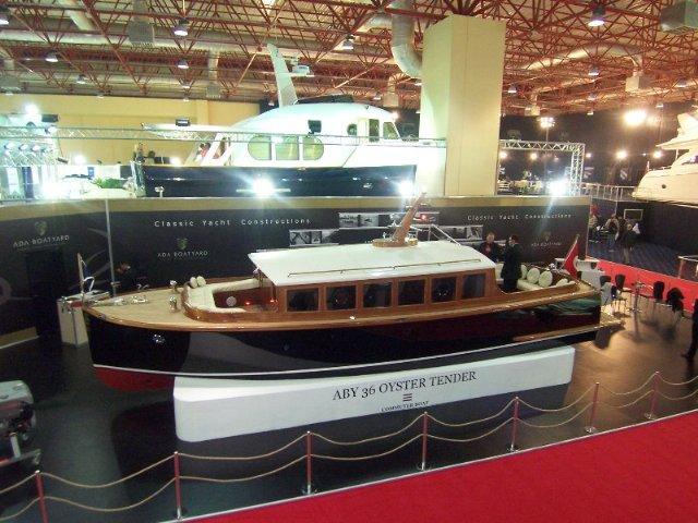 Ada Boatyard (Ада верфь)