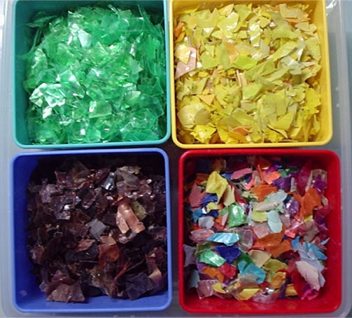 Colored Flakes für PSF (Colored Flakes für PSF)