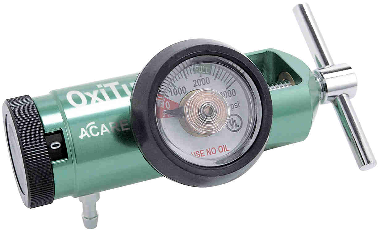 Accurate Oxygen Regulator