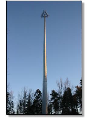 Monopoles, Steel Poles, Tubular Poles (Монополи, стальные опоры, трубчатые поляки)