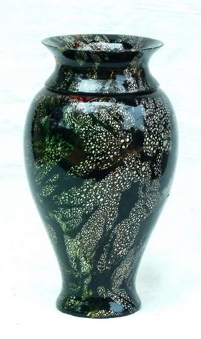 Mango Wood Vase S-050 (Mango Wood ваза S-050)