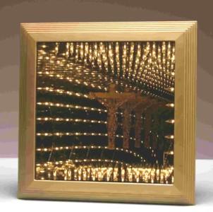 Infinity Mirror Lamp (Infinity Зеркало лампа)