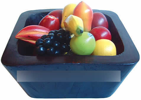 Wood Bowl Fruit Baskets (Holzschale Fruit Baskets)
