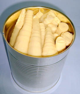 Bamboo Shoot In Retort Pouch