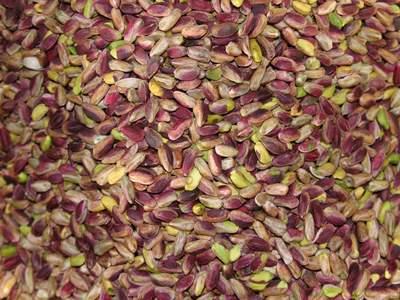 Pistachio And Kernels (Les pistaches et les amandes)