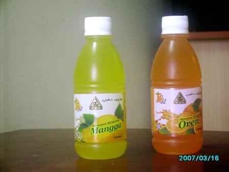 Flavoured Fruit Juice (Ароматизированный фруктовый сок)