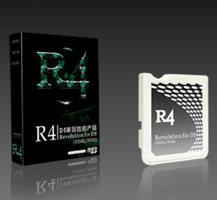 R4 Card Cartridge For Ds (R4 Card картридж для Ds)