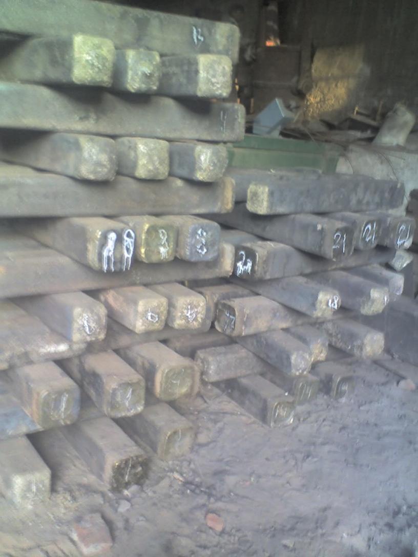 Stainless Steel Ingots (Слитки из нержавеющей стали)