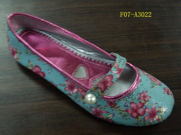 Ladies Ballet Shoes (Балетные туфельки дамы)