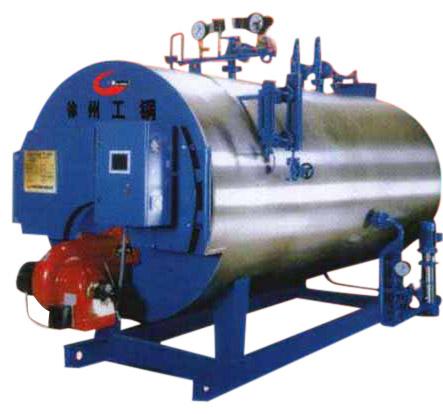 Fuel Gas Boiler (Топлива газовый котел)